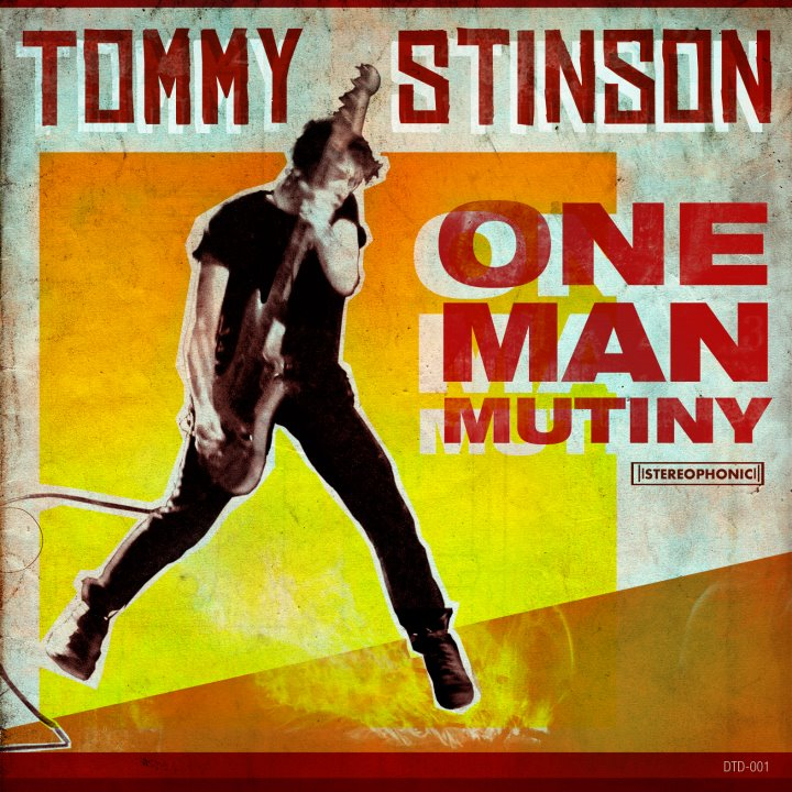 "Tommy Stinson ""One Man Mutiny"" (2011)"